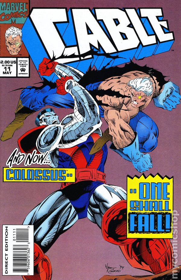 Cable 2008 series # 11 near mint comic book