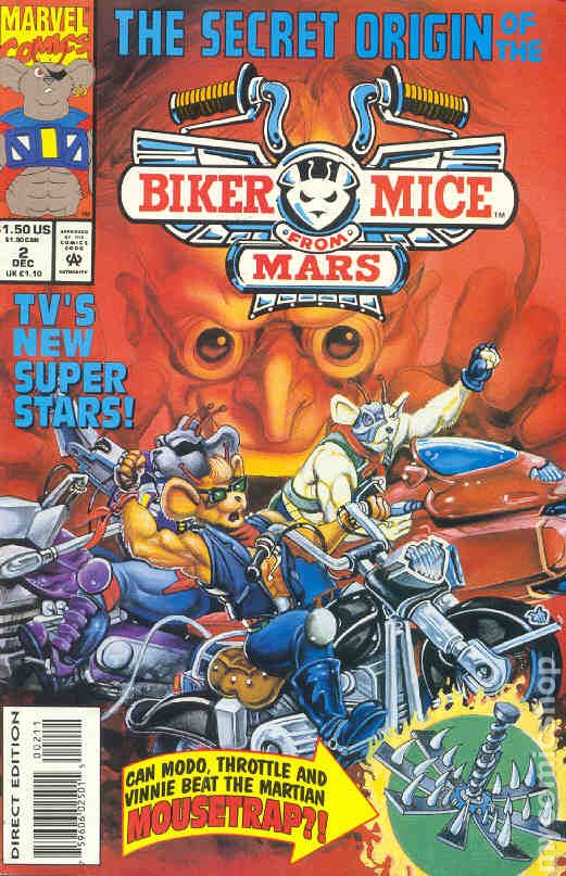 stoker biker mice from mars 1993 - photo #31