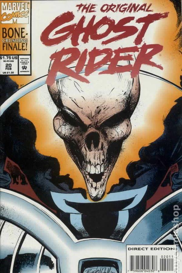 Original Ghost Rider (1992) comic books
