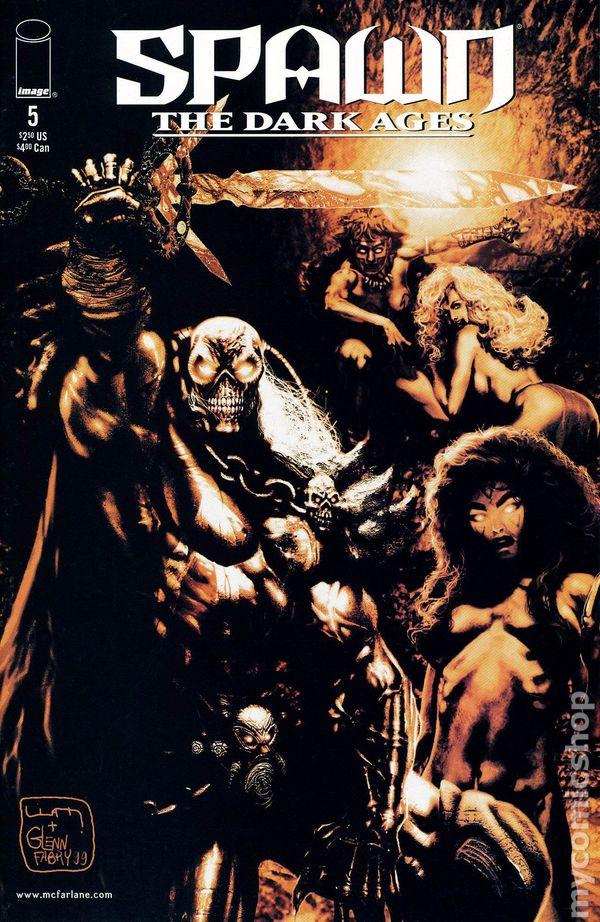 Spawn The Dark Ages 1999 Comic Books