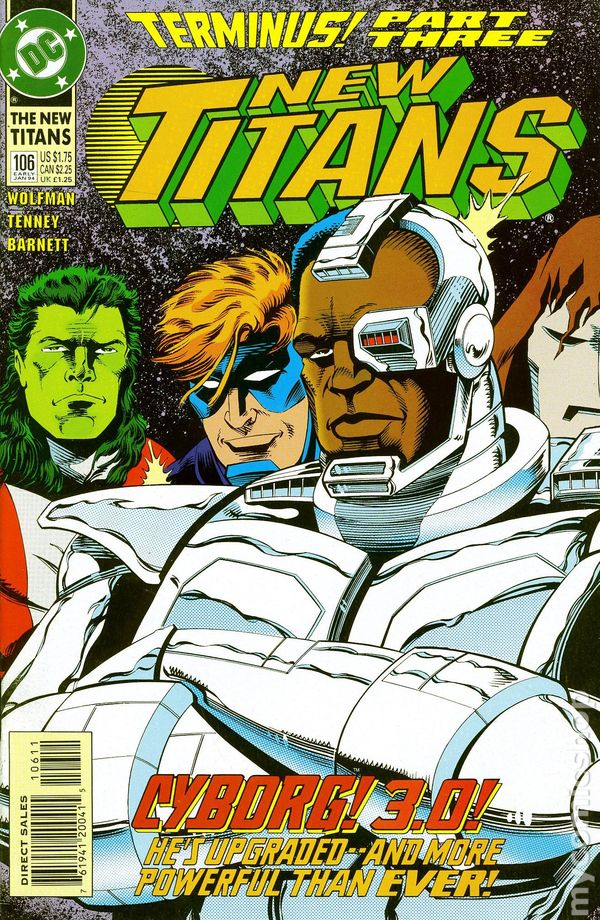New Teen Titans 1984 2Nd Series New Titans Comic Books-7304