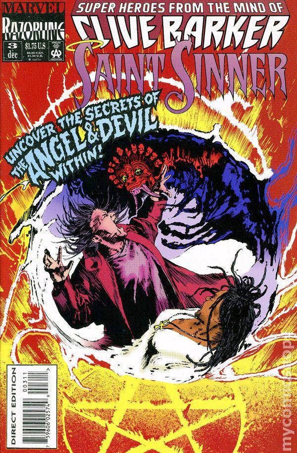 Sinner comics