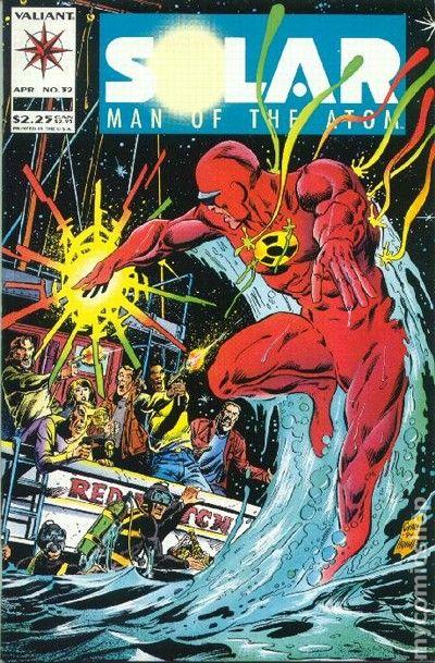 Solar, Man of the Atom (1991) comic   Read Solar, Man of ...