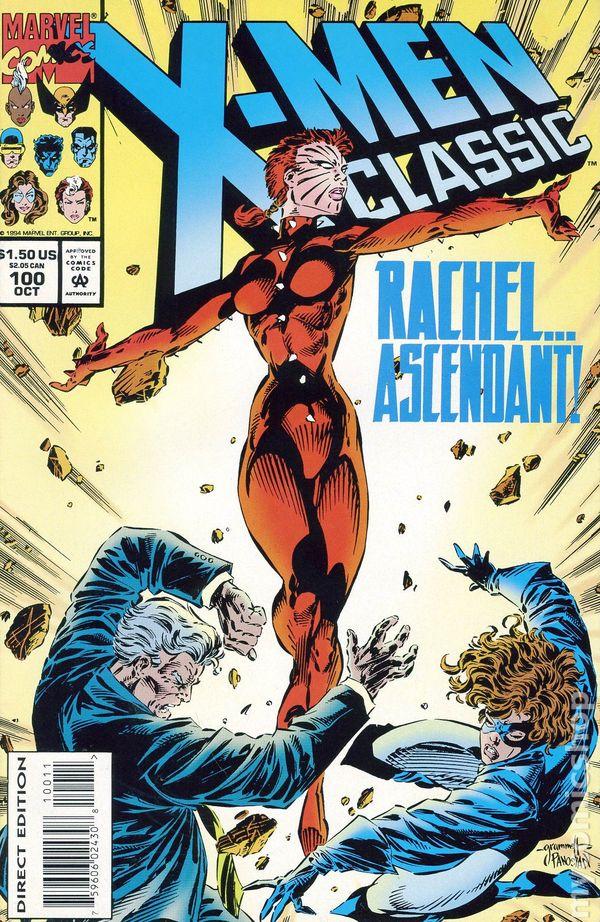 X Men Classic 1986 100