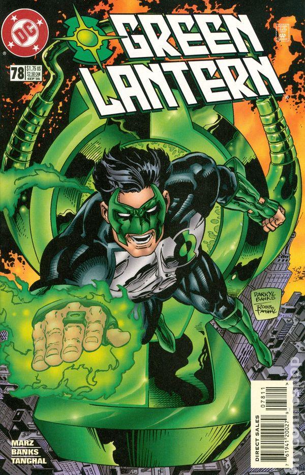 Green Lantern 1990 2004 2nd Series Comic Books