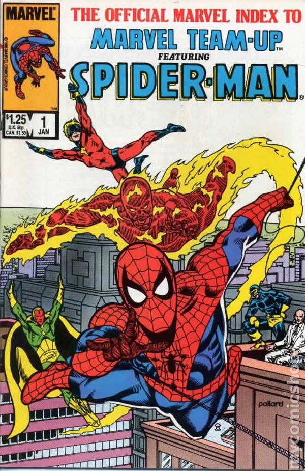 The Spectacular Spider-Man Comic Book Annual #6 Marvel Comics 1986 NEAR MINT