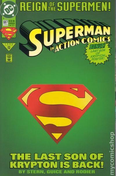 Action Comics #687D