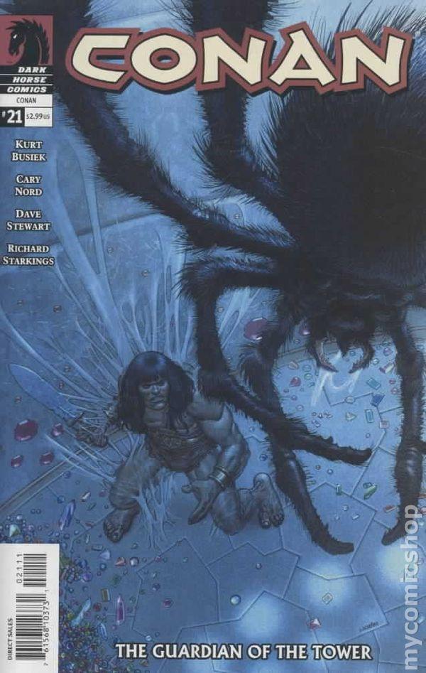 Conan 2004 Dark Horse 21 Comic books