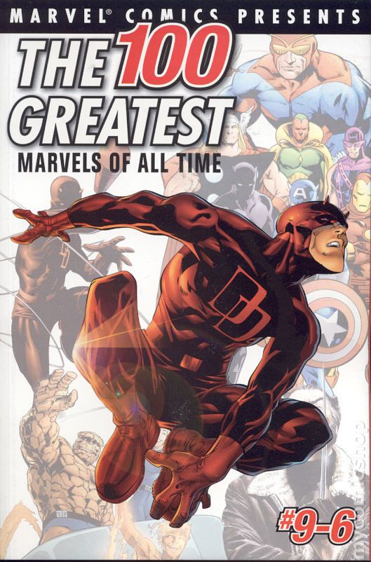 All Time Favorites Drugstore Dupes For High End Makeup: 100 Greatest Marvels Of All Time (2001) Comic Books