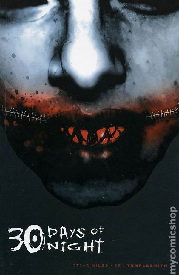 Comic books in '30 Days of Night TPB Series'