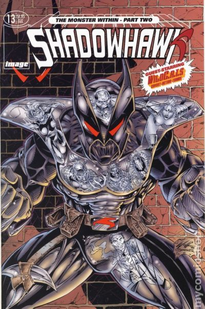 Shadowhawk screenshots, images and pictures - Comic Vine