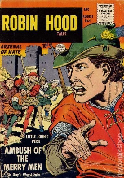 Robin Hood Tales (1956...