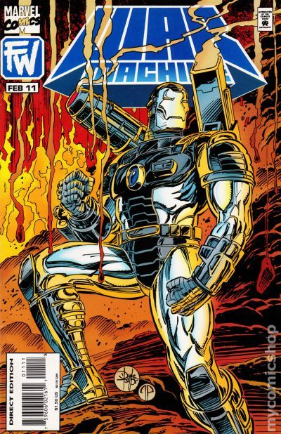 Dan Abnett /& Fred Haynes 1996 Final Issue War Machine No.25