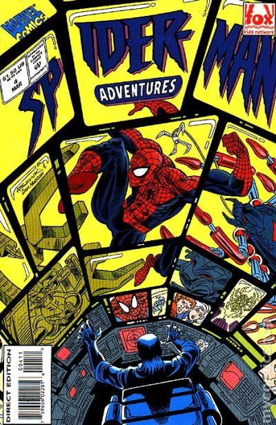 Spider Man Adventures 1994 Comic Books