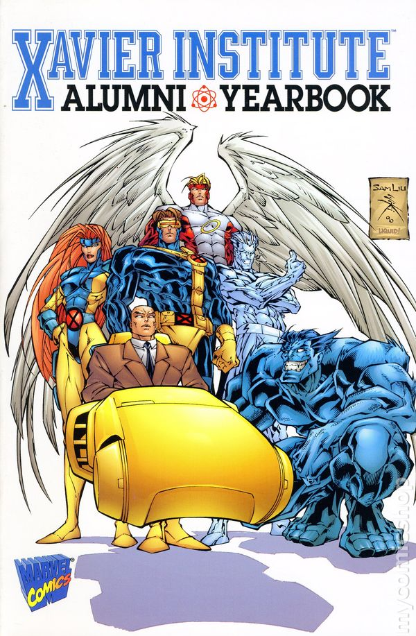 X Men Characters Female Xavier Institute Alumn...