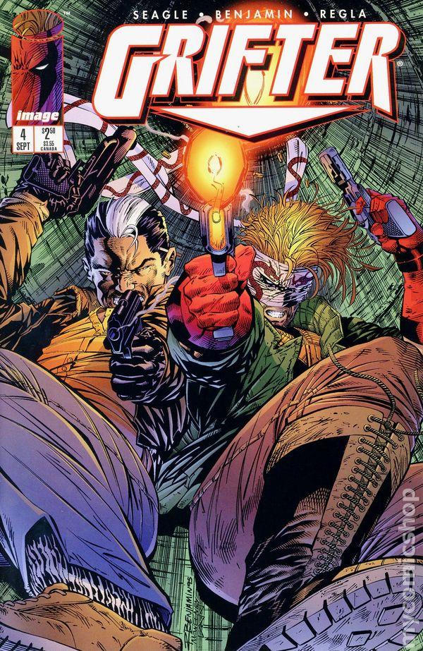 Grifter (1995 1st Series) comic books