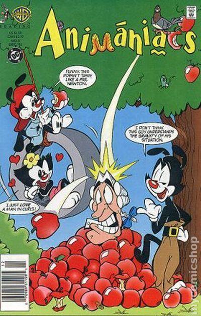 animaniacs 1995 comic books
