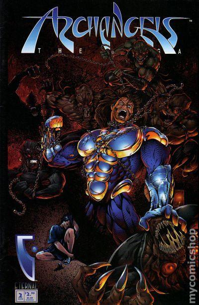Archangels The Saga 1995 Comic Books