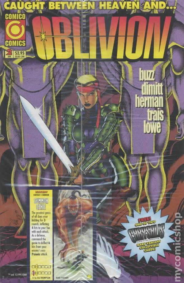 Oblivion comics