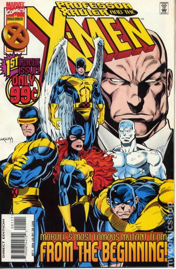 X Men First Class Havok Professor Xavier and t...
