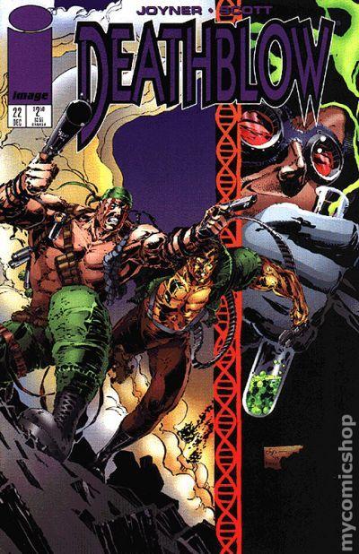 Comic Books December 1995