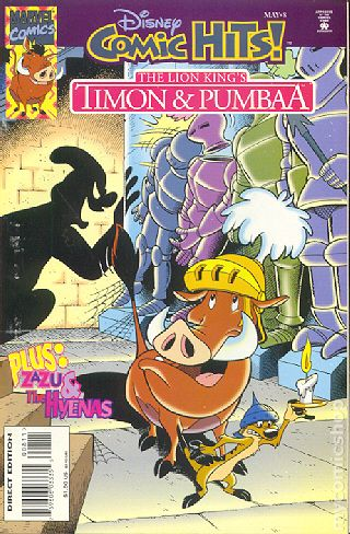 Disney Comic Hits 1995 Comic Books