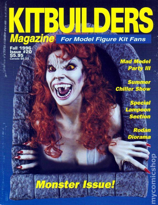 Kitbuilders Magazine #12 Fall 1994 Modeling Tools