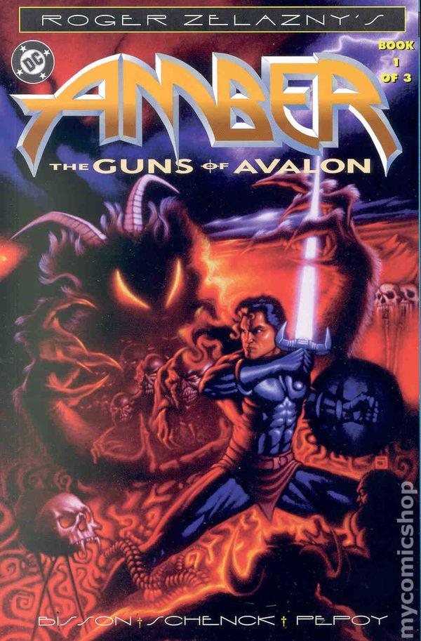 Amber Guns Of Avalon 1996 1