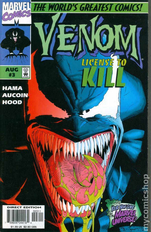 Venom comic books issue 3