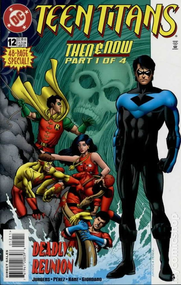 Phrase simply Teen titans comic book sorry, that