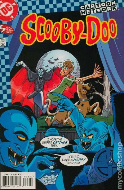 Scooby-Doo #5 FN 6.0 1997 Stock Image