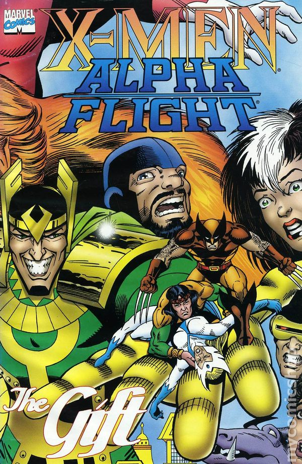 Image result for X-Men/Alpha Flight