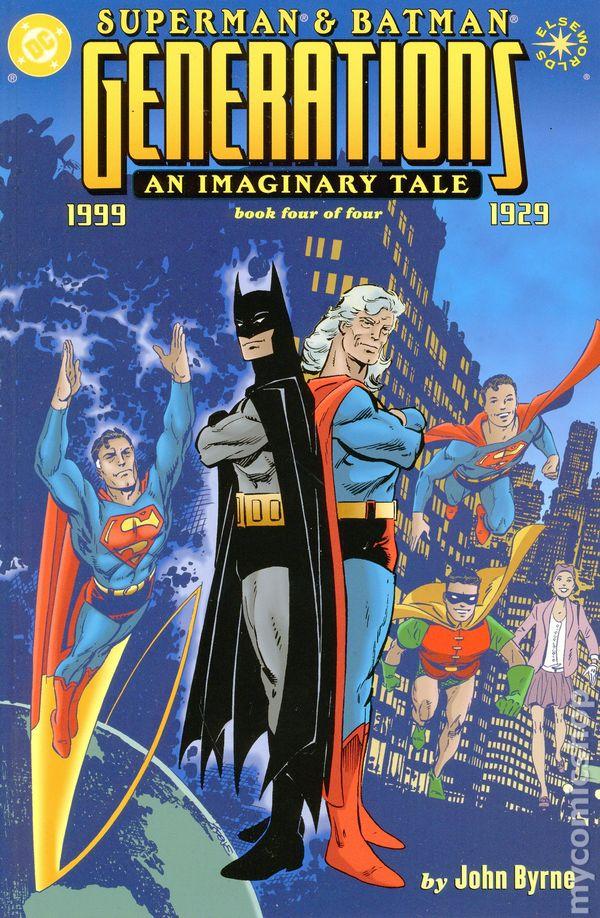 Superman and Batman Generations I (1999) comic books