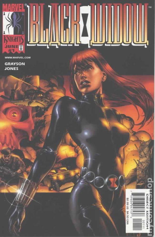 Black Widow Serie