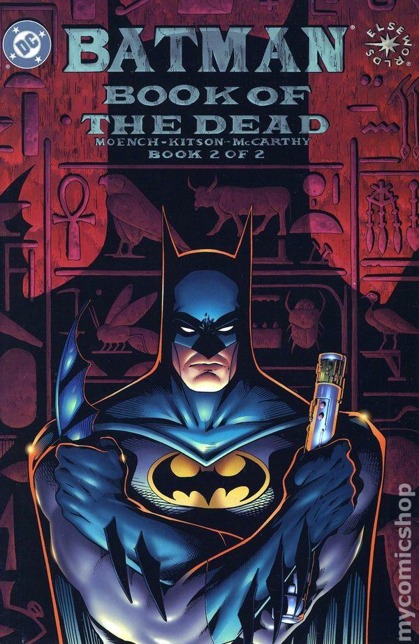 batman book of the dead