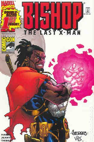 Bishop the Last X-Man (1999) Comic Con Variant Edition ...