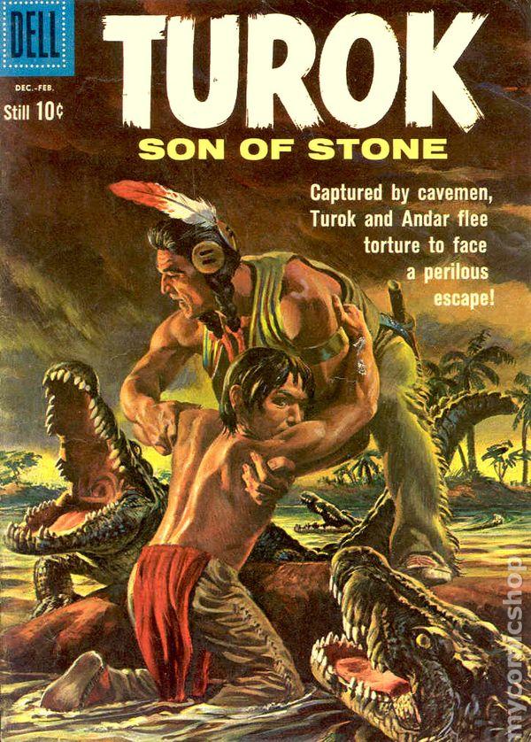 Turok, Son of Stone #2