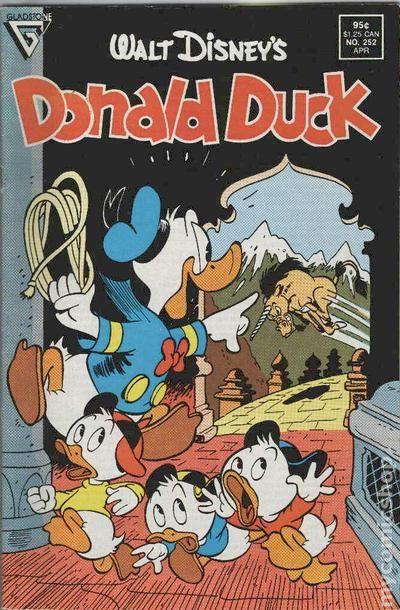 Walt Disney/'s Donald Duck Adventures 32 1993 Vicar 9.2 NM-