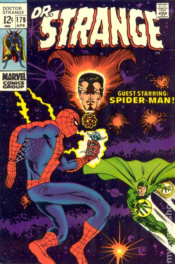 Doctor Strange 1968 1st Series Comic Books