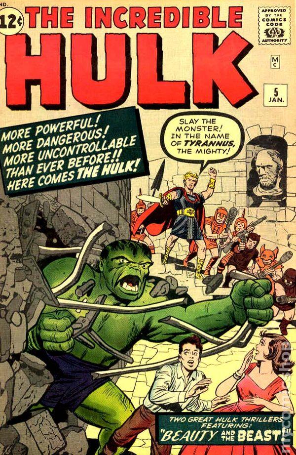 Incredible hulk 1962 1999 1st series comic books incredible hulk 1962 1999 1st series 5 fandeluxe Choice Image