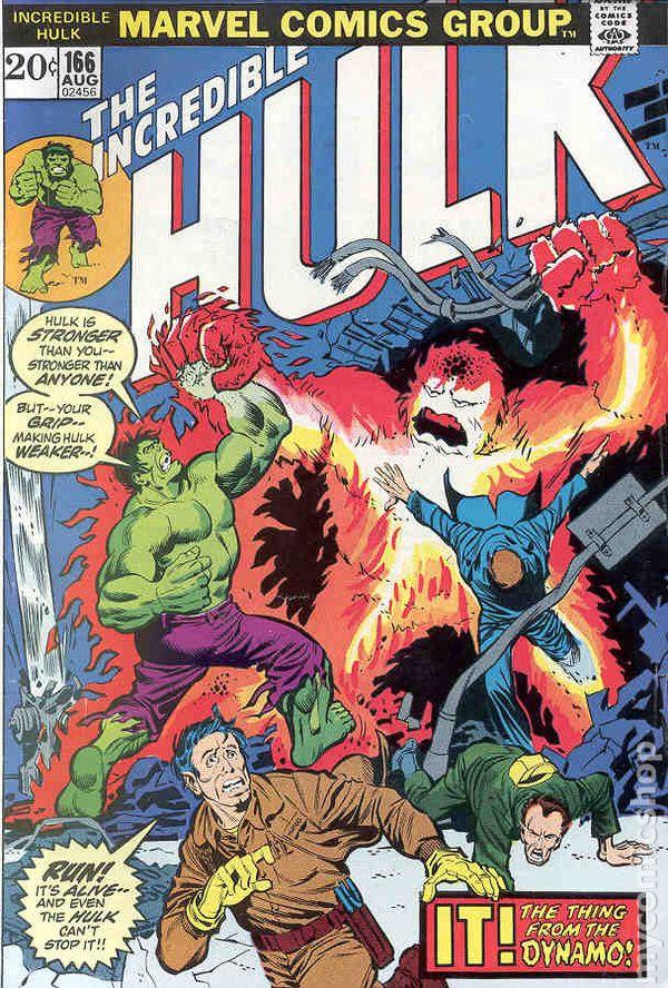 Marvel Thunderbolts #166 Comic Book