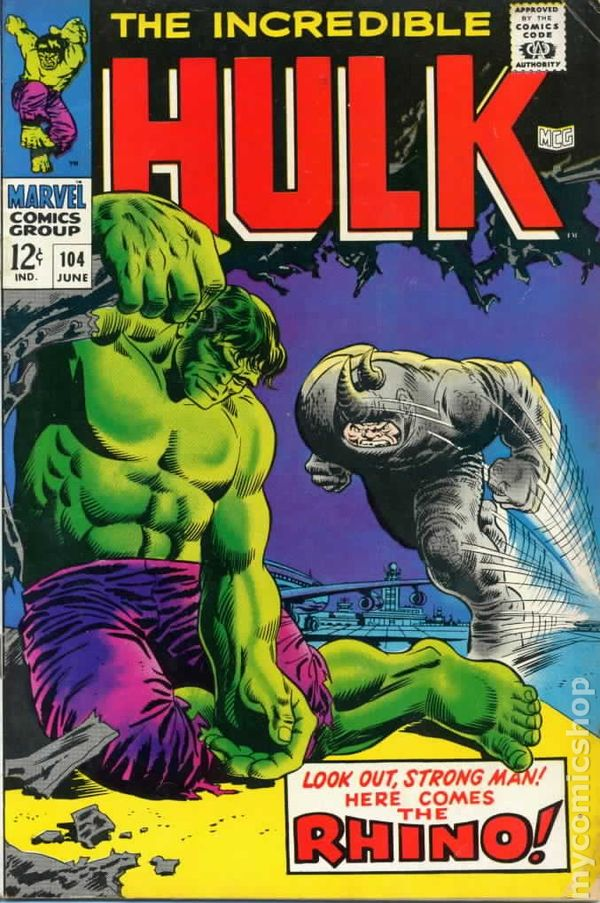 Incredible hulk 1962 1999 1st series comic books incredible hulk 1962 1999 1st series 104 fandeluxe Image collections