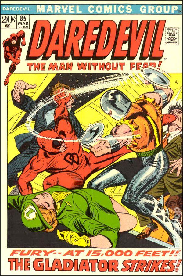 Daredevil 1964 1st Series Comic Books 1970 1983
