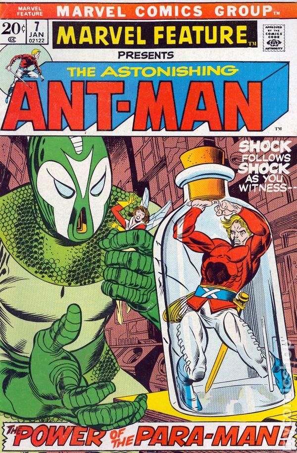 marvel feature  1971 1st series  comic books