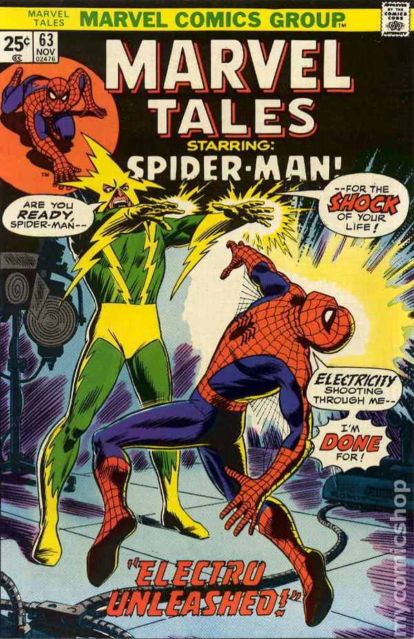 Marvel Tales 1964 Marvel Comic Books