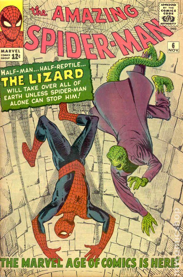 Amazing pdf comics the man spider