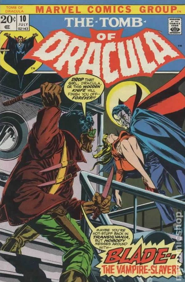Tomb of Dracula (1972 1st Series) comic books