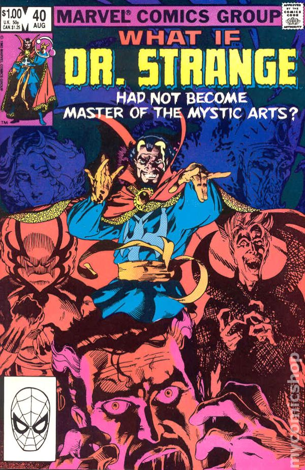 What If (1977 1st Series) comic books