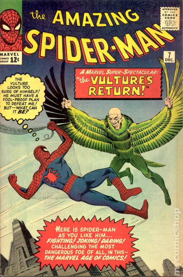 Amazing Spider-Man 1963 1St Series Comic Books-6059