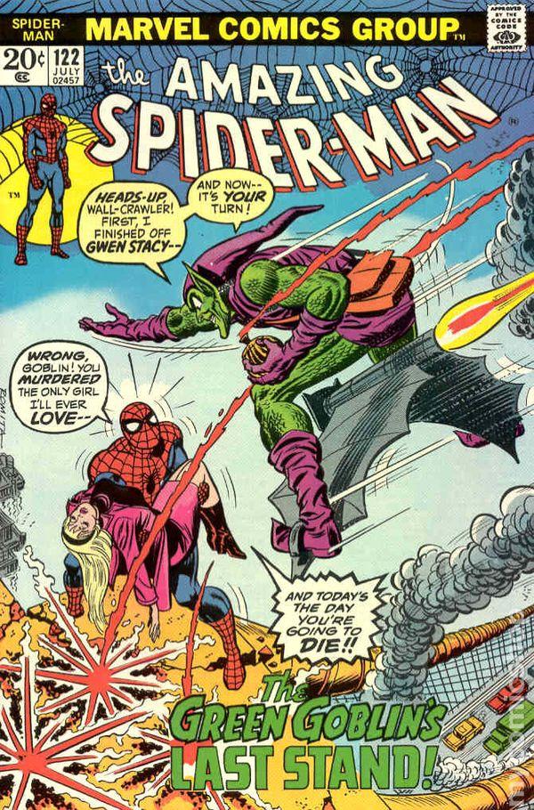 the amazing spider man comic books